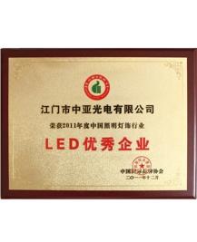 LED优秀企业