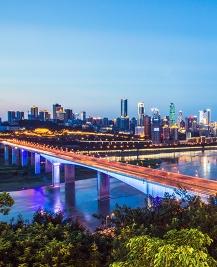 重庆石板坡长江大桥