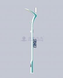 西北地区城市智慧路灯2B